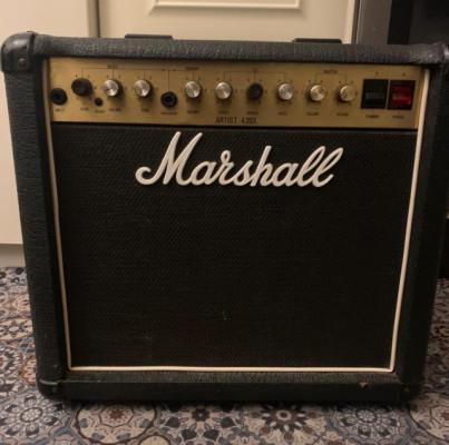 Marshall Artist 4203-RESERVADO
