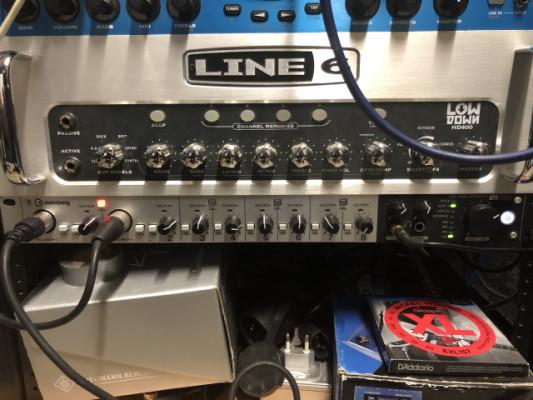 Tarjeta de sonido UR 824 de Steinberg (Yamaha)
