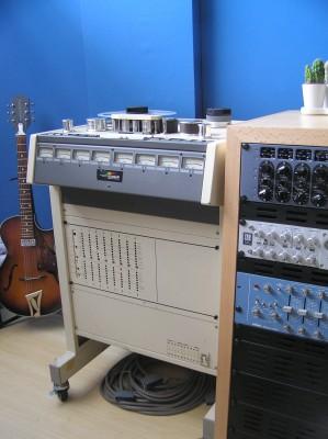 Multipistas Analógico  OTARI MX70 de Estudio (8 pistas en 1 pulgada)
