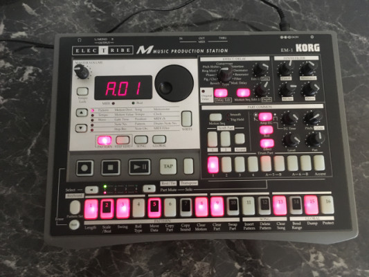 Korg Electribe EM-1