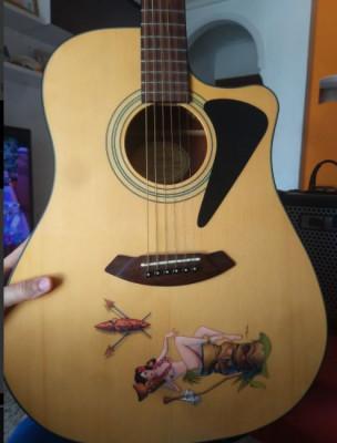 Fender Tiki Femme Fatale