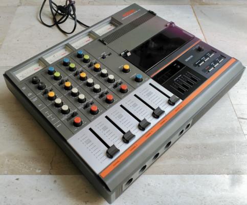 Fostex recorder mixer 250