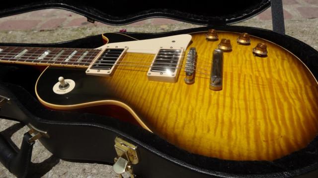 Gibson LP R9 Reservada