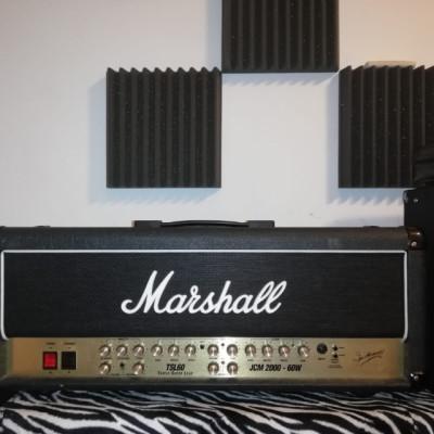 Cabezal Marshall JCM 2000