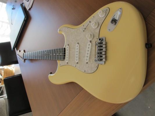 Stratocaster de luthier gama alta