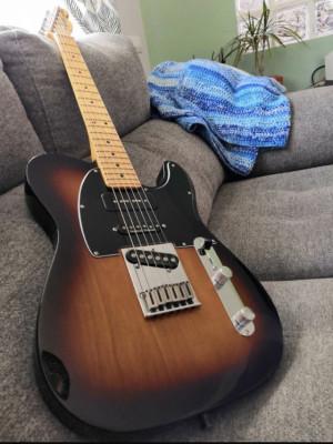 Fender Telecaster Deluxe RESERVADA