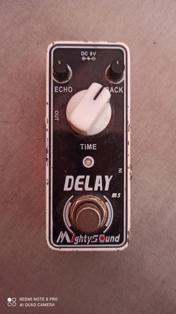 Delay Mighty Sound