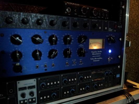 Tegeler Audio Manufaktur TRC Channel Strip