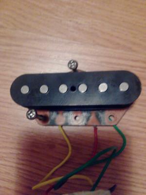 Pastilla Fender Telecaster MIJ