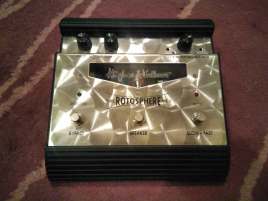 Hughes and Kettner Rotosphere (Leslie)