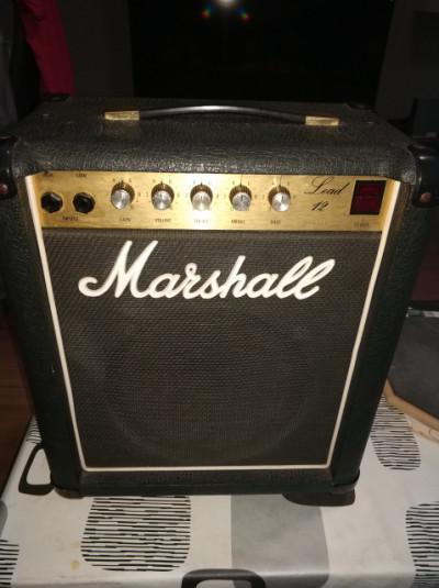Marshall lead 12 (primera serie) 5005
