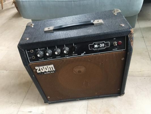 Amplificador Zoom Aidean M30 - Made in Japan
