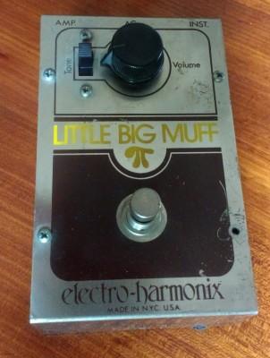 Electro-Harmonix - Little Big Muff - 1980