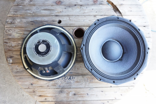 "Altavoces 18"" Precision Devices PD 186 (para reconar)"