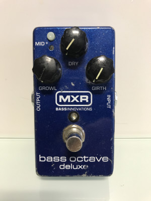 Vendo MXR Bass Octave Deluxe M288