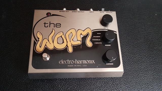 Electro Harmonix EHX The Worm Versión Antigua (vendo o cambio)