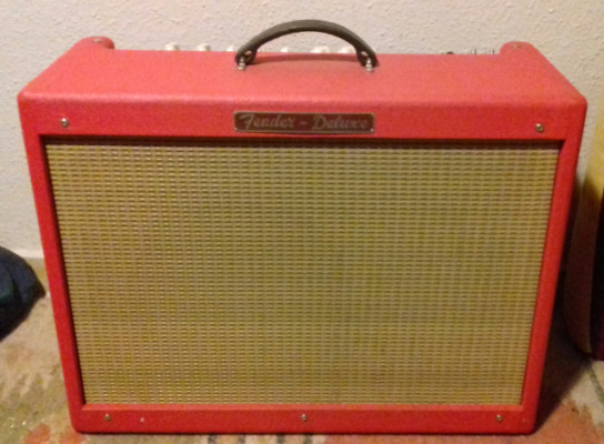 Fender hot road deluxe