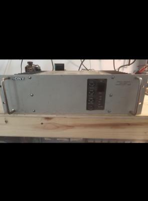 Sony mxp 2000 fuente alimentación