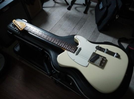 Guitarra Suhr Tele Custom Classic