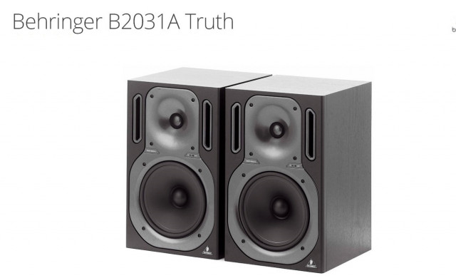 Behringer B2031A Truth