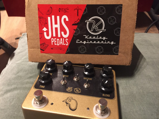 Compresor+Overdrive -JHS STEAK & EGGS-
