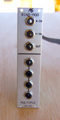 Analogue Systems RS-20 ring mod / multiple.