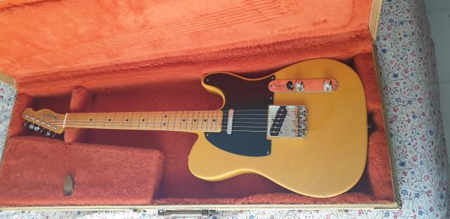 Fender Telecaster 52 AVRI