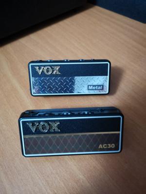 VOX Amplug 2 - AC30 y Metal