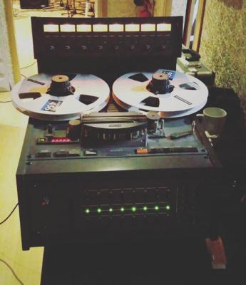 "OTARI MX 5050 8 track 1/2"""