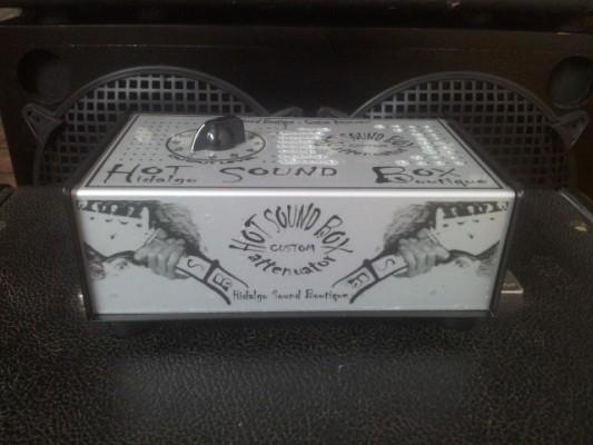 Atenuador HOT SOUND BOX ...by Hidalgo Sound Boutique