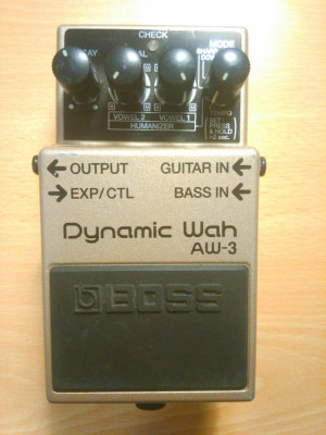 Pedal wah Boss AW-3