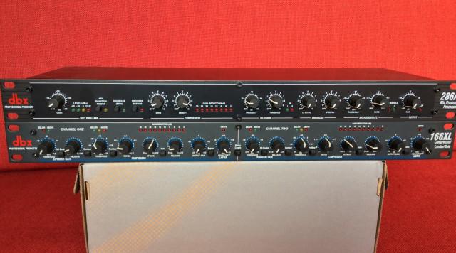 DBX 166 XL - DBX 286 A