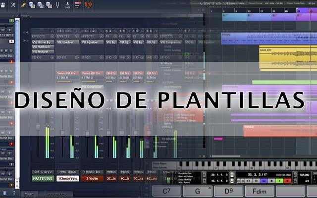 Clases Online de Diseño de Plantillas Orquestales