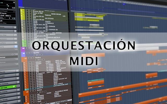 Clases Online de Orquestación MIDI v.2