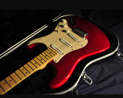 Fender stratocaster USA 1992