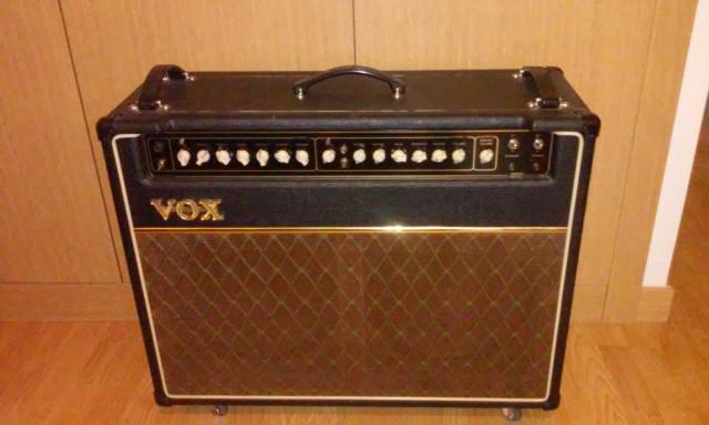 Amplificador Combo VOX AC50 CP2