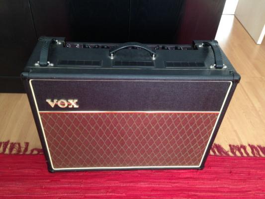 VENDIDO - VOX AC30 CC2 Válvulas nuevas y revisión