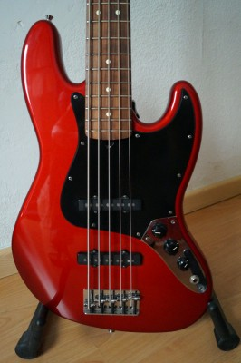 Fender jazz bass V made in USA
