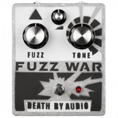 Pedal Death by Audio Fuzz War