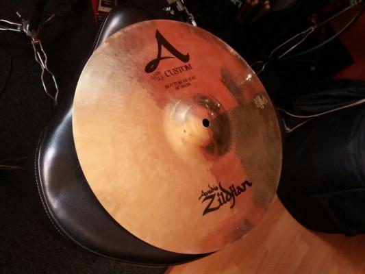 "HI-HAT 14"" Zildjian A custom"