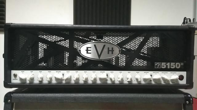 EVH 5150 III 100W HEAD + Case