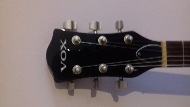 Vox SSC 33 guitarra