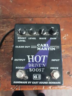 Carl Martin Hot Driven Boost MK2