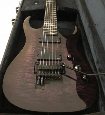 Guitarra Agile Interceptor Pro 725