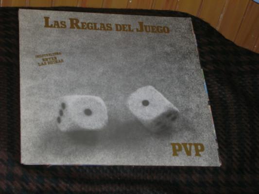 Rock & Roll-PVP