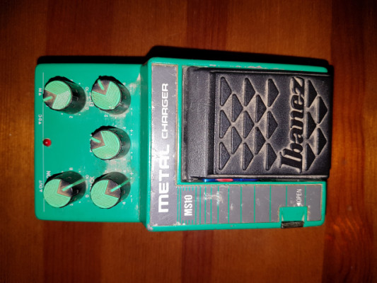 IBANEZ METAL CHARGER MS10 **BUSCO BOOSTER**