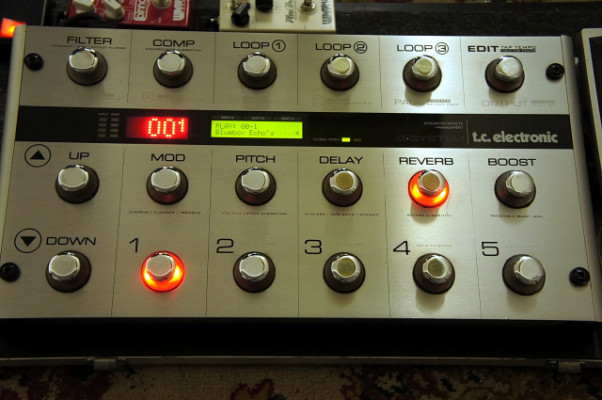 Tc Electronic G-sistem