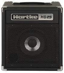 Hartke HD 25 como nuevo