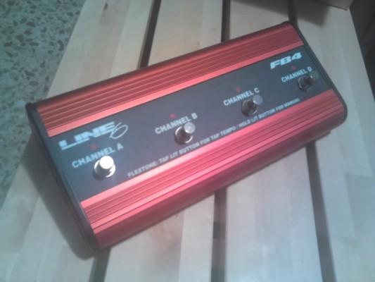 Pedal selector de canales Line 6 FB4