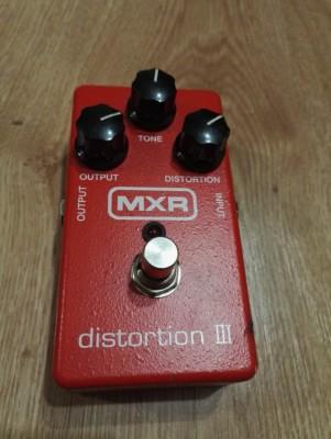 MXR Distortion III (También Cambio)